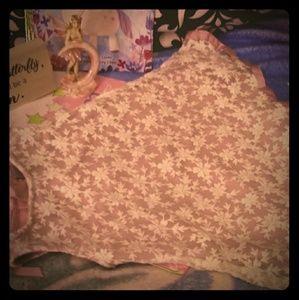 💖Lacy Lilac Tahari Baby Dress
